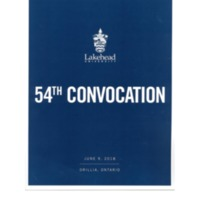 54th Convocation 2018 (Orillia).pdf